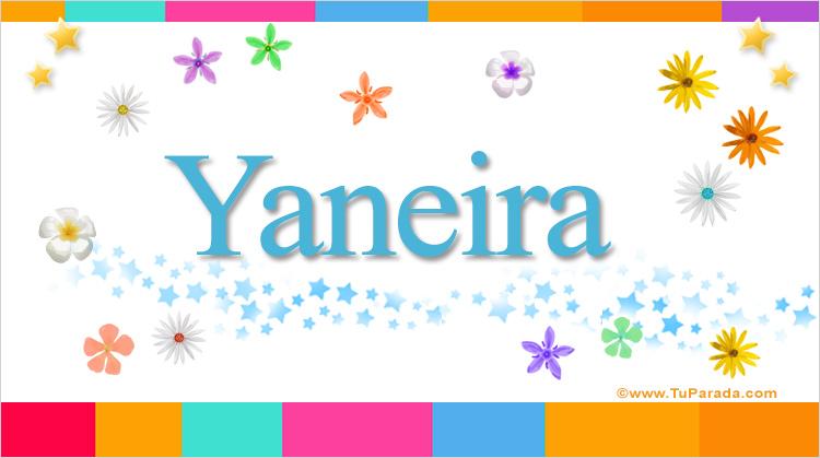 Yaneira, imagen de Yaneira