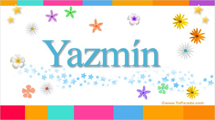 Yazmín, imagen de Yazmín