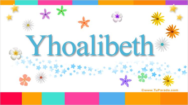 Yhoalibeth, imagen de Yhoalibeth