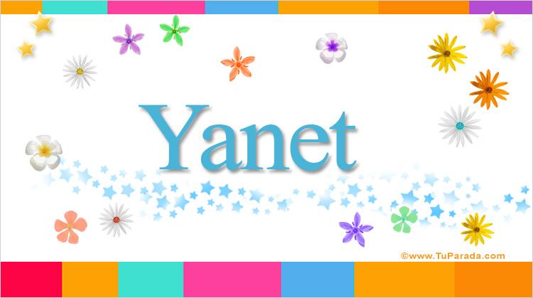 Yanet, imagen de Yanet