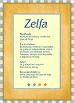 Nombre Zelfa