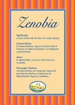 Nombre Zenobia