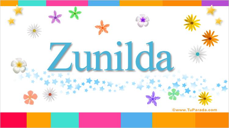 Zunilda, imagen de Zunilda