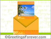 Surprise Envelopes ecard