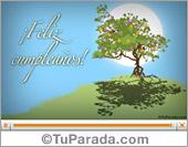 Tarjetas postales: Video tarjeta para un gran día de cumpleaños
