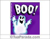 Cartões de Halloween