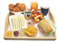 Desayuno Festin de Aromas.