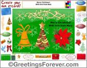 Create your Christmas eCard!