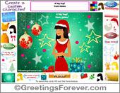 Create your eCard: Merry Christmas!