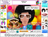 Ecards: Pop Birthday eCard for men