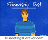 Friendship Test