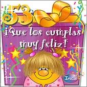 Cumpleaños para cada edad - Tarjetas postales: 53 Años