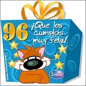 Tarjeta de Cumpleaños para cada edad