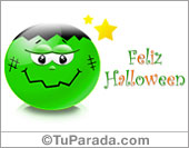 Frankenstein en Halloween