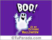 Tarjeta de fantasmas