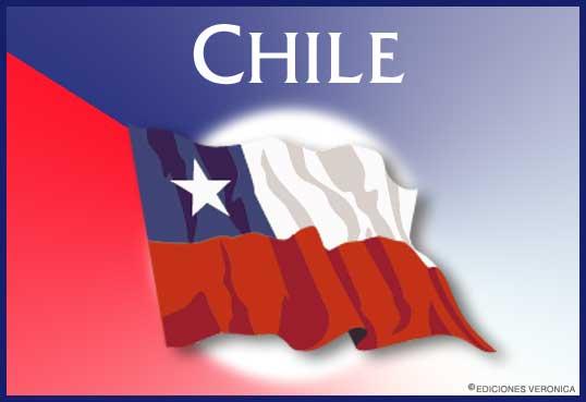 Bandera de chile tarjeta de la bandera de chile - Fotos banera ...