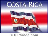 Bandera de Costa Rica