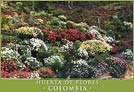 Tarjetas postales: Huerta de flores - Colombia