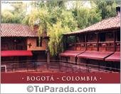 Tarjetas postales: Bogotá - Colombia