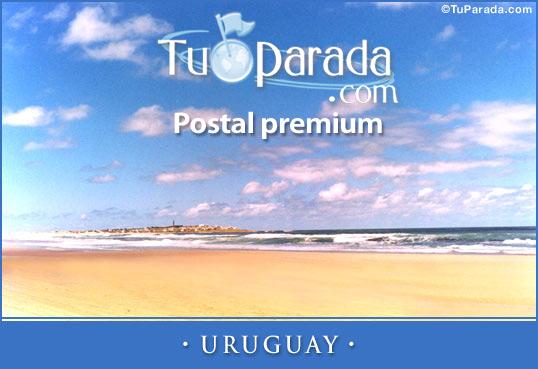Tarjeta - Uruguay