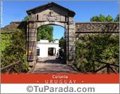 Tarjetas, postales: Colonia - Uruguay