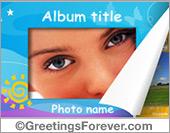 Ecards: Photo Album