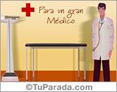 Para un gran médico