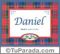 Daniel - Significado y origen