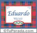 Eduardo - Significado y origen