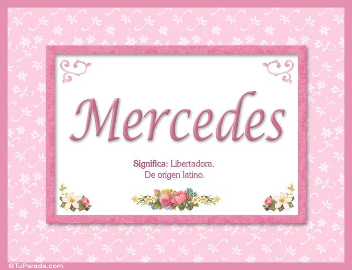 SOLO DE BUENOS DIAS 19609-2-significado-y-origen-de-mercedes-para-imprimir