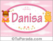 Danisa - Con personajes