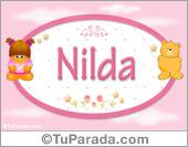Nilda - Con personajes