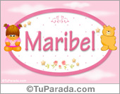 Maribel - Con personajes