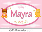 Mayra - Nombre para bebé