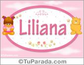 Liliana - Con personajes