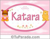 Katara - Con personajes