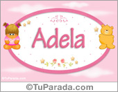 Adela - Nombre para bebé