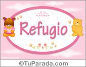 Refugio - Con personajes
