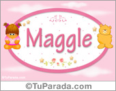 Maggle - Nombre para bebé