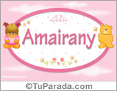 Amairany - Con personajes