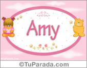 Amy - Con personajes