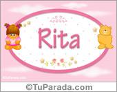 Rita - Con personajes