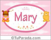 Mary - Con personajes