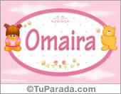 Omaira - Nombre para bebé