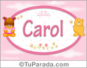 Carol - Con personajes