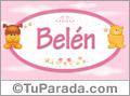 Belén - Con personajes