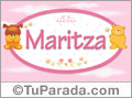 Nombre para bebé, Maritza