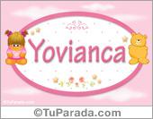 Yovianca - Nombre para bebé
