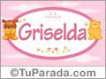 Nombre para bebé, Griselda