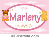 Marleny - Nombre para bebé